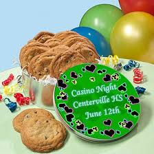 Bulk Cookie Tins Shop Personalized Cookie Tin Favors Stumps