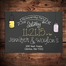 breathtaking stock the bar engagement party invitations features