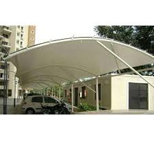 Awning Shed Car Parking Shed And Tensile Structure Manufacturer Shivkrupa