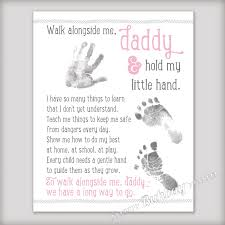 free printable father u0027s day footprint poem from the kids so