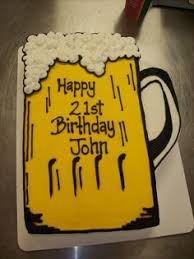 father u0027s day beer mug sheet cake u2026 creative cakes pinterest