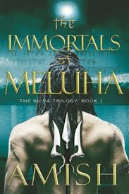 the immortals of meluha the shiva trilogy book 1 by amish