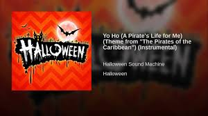 halloween pirate background yo ho a pirate u0027s life for me theme from
