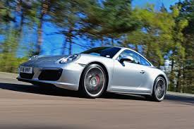porsche 911 front porsche 911 carrera 4s coupe review auto express