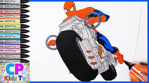 spiderman coloring pages for kids 53 spiderman coloring pages