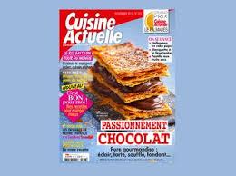 magazine cuisine gratuit magazine guide du bien manger cuisine actuelle