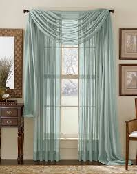 28 how to dress a window with voile and curtains plain