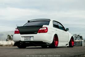 subaru wrx modified wallpaper wide load patrick daguio u0027s aggressive subaru sti