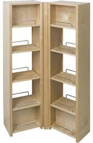 pantry swing out cabinet 12 u0027 u0027x8 u0027 u0027x45 5 8 pso45 contemporary