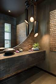Amazing Industrial Bathroom Design Ideas Room Decorating Ideas - Industrial bathroom design
