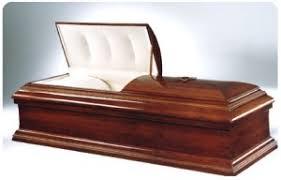 funeral burial caskets of david