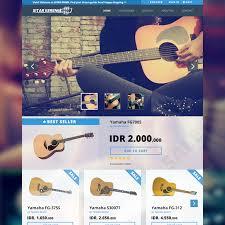 12 free e commerce psd templates colorlib