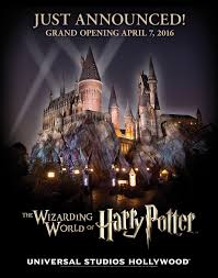 the wizarding world of harry potter grand opening date revealed