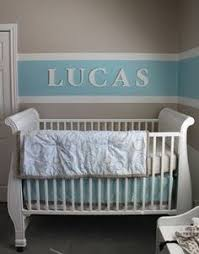 Best  Blue Nursery Wall Borders Ideas On Pinterest Baby - Baby boy bedroom paint ideas