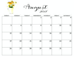 printable calendar 2018 august august 2018 desk calendar printable free printable calendar 2018