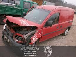 opel combo 1996 opel combo naudotos automobiliu dalys naudotos dalys