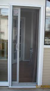 9 Foot Patio Door by Gl Storm Doors Regal T Bar Wood Swinging 6 Panel Gl Storm Door 36