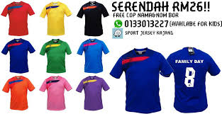 Baju Jersi Nike sport jersey egosport may june sales