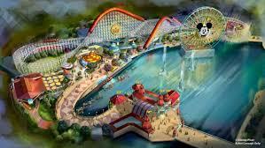 this is when pixar pier will open at disney california adventure