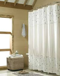 Fabric Stall Shower Curtain Elegant Bathroom Curtains U2013 Hondaherreros Com