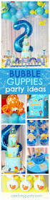 Bubble Guppies Birthday Decorations Bubble Guppies Birthday Party Ideas All About Birthday