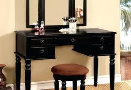 makeup dressers desk small black makeup black vanity table makeup dressers