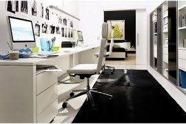 Home Office Design Ideas For Small Spaces - Decorating ideas for a home office