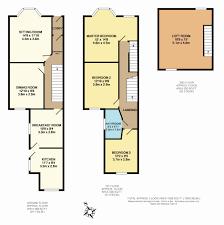 semi detached house floor plan 3 bedroom house extension plans best of victorian semi detached