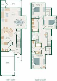 Floor Plans For Cottages by The Cottages At Greenland Condominiums In Jacksonville Florida