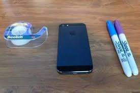 turn light on iphone how to turn your iphone into a portable black light