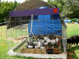 Backyard Chicken Tractor by New Chicken Tractor Lazy B Farm