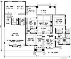 house plans with butlers pantry plan 20095ga spectacular home for the large family sitting area