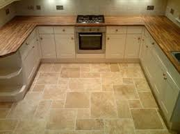 travertine kitchen floors the look h o m e