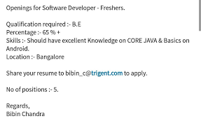 best resume format for engineering students freshersvoice wipro job news halaman utama facebook