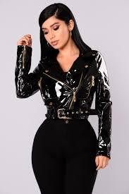 moto jacket moto jacket black