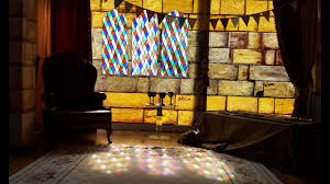medieval decorations medieval party decorations with diy stained glass windows u0026 castle