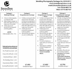 Photography Wedding Packages Wedding Photography Packages Wedding Photography Packages To Watch