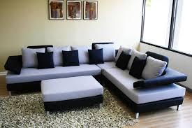 sofa l shape l shaped sofa mumbai centerfieldbar