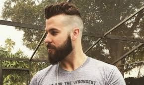 hairstyles that go with beards how to grow a beard faster mens hairstyles club