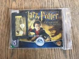 harry potter et la chambre des secrets gba harry potter and the chamber of secrets nintendo gba