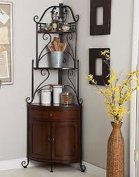 How To Decorate A Bakers Rack Best 25 Bakers Rack Kitchen Ideas On Pinterest Bakers Rack