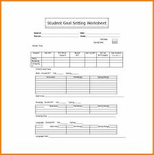 11 goals spreadsheet template balance spreadsheet