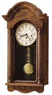 howard miller daniel model 620 232 keywound wall clock clock depot
