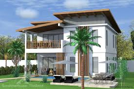 Thailand House For Sale New Project Aurelia Villlage Real Estate Services In Rayong