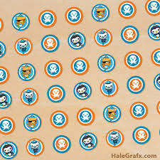 little wish parties free octonauts party printables https