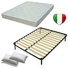 rete e materasso matrimoniale offerte set 160x190 rete materasso e cuscini kit letto completo letto