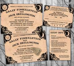 halloween wedding invitation suite ouija board invite diy