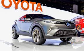 future toyota toyota c hr concept previewing a future scion crossover u2013 news
