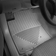 lexus all season floor mats weathertech w39gr all weather 1st row gray floor mats