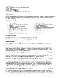 Word Formatted Resume For Detailed Resume In Ms Word Format Click Here